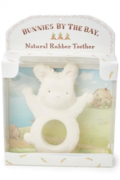 Shoptiques Product: Rubber Bunny Teether