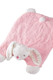 Mud Pie Bunny Baby Mat - Front cropped
