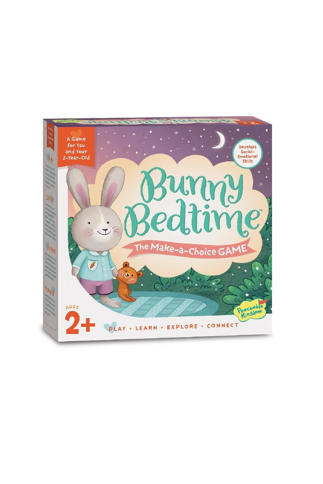 Peaceable Kingdom Bunny Bedtime - Main Image