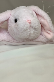 Bearington Baby Collection Bunny Belly blanket - Product Mini Image