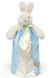 Bunnies by the Bay Bunny Buddy Blanket - Front cropped