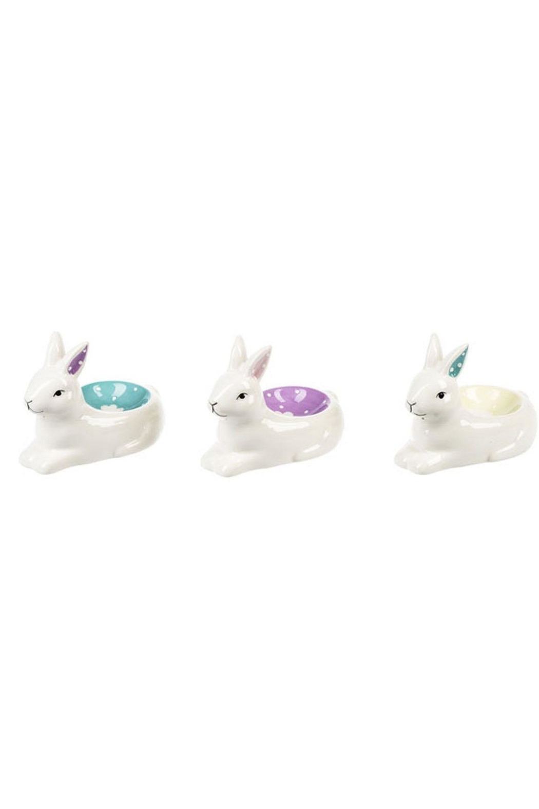 Ganz Bunny Egg Holders - Front Cropped Image