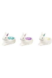 Ganz Bunny Egg Holders - Front cropped