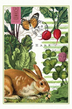 Michel Design Works Bunny Kitchen Towel - Alternate List Image