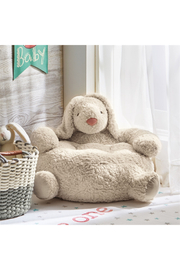 The Birds Nest BUNNY PLUSH CHAIR - Product Mini Image