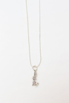 folklore & fairytales Bunny storybook necklace - Product List Image