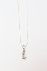 folklore & fairytales Bunny storybook necklace - Product Mini Image