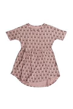 Huxbaby Bunny Swirl Dress - Alternate List Image