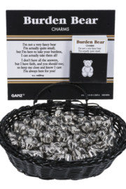 Ganz Burden Bear - Product Mini Image