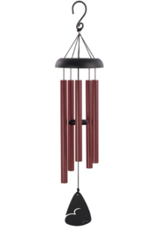 Carson Home Accents Burgundy 30