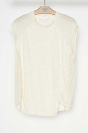 Burning Torch Muscle Rothko Tee - Front cropped
