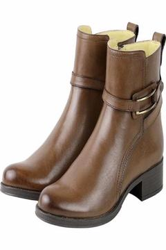 Bussola  Brown Buckle Boot - Product List Image