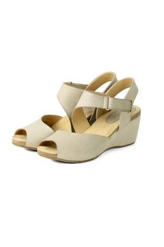 Bussola  Suede Wedge - Product List Image