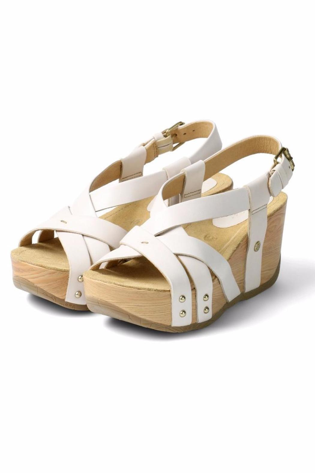 0f0c0803c42 Bussola Wedge Sandal from Canada by Modern Sole — Shoptiques