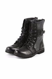 Bussola  Kam Military Boots - Product Mini Image