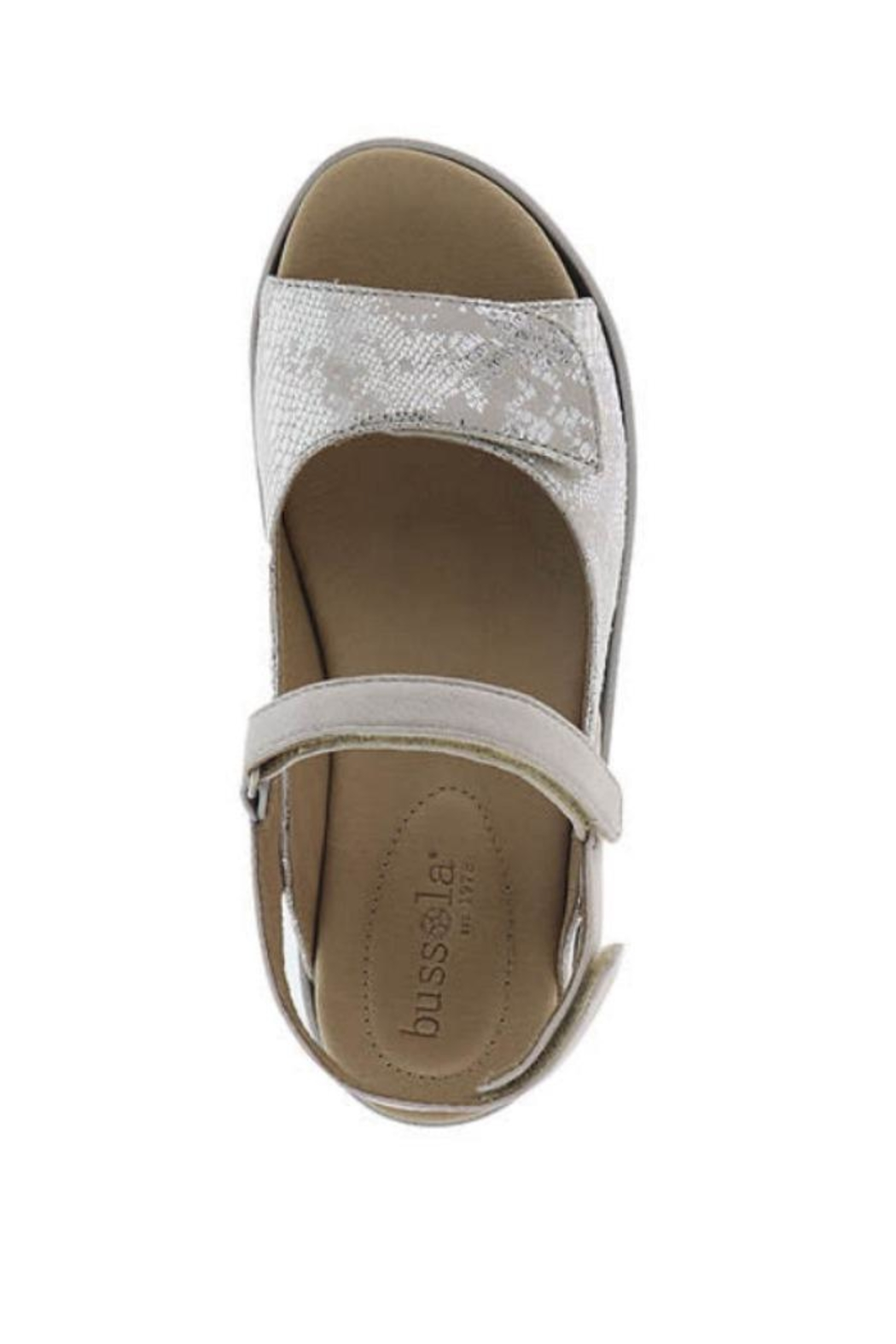Bussola  Marian Sandals - Front Full Image