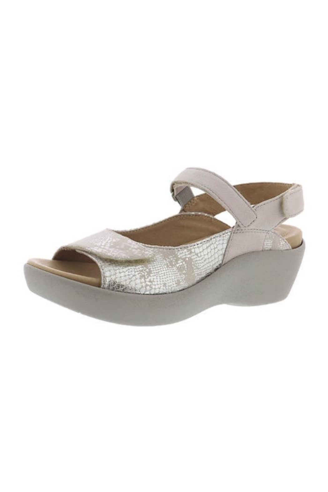 Bussola  Marian Sandals - Front Cropped Image