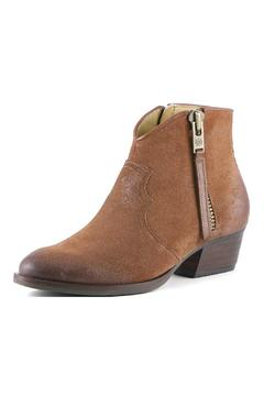 Bussola  Western Suede Bootie - Product List Image