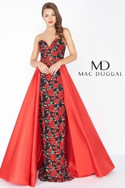 Mac Duggal BUSTIER GOWN - Product Mini Image