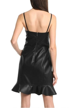 Gracia Bustier Leather Dress - Alternate List Image