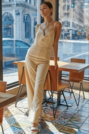 On Twelfth Bustier Tank Jumpsuit - Product Mini Image