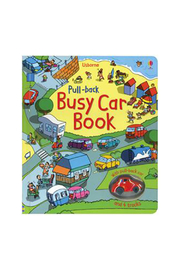 Usborne Busy Car Book - Product Mini Image
