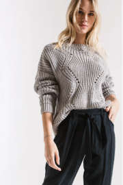 rag poets Butler sweater - Product Mini Image