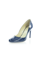 Butter Almond Toe Pump - Front cropped