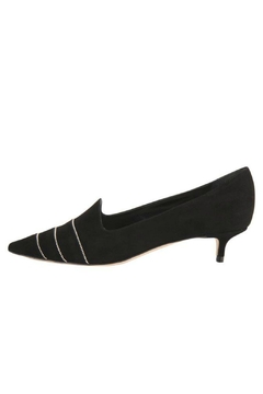 Butter Bayley Suede Kitten-Heel - Product List Image