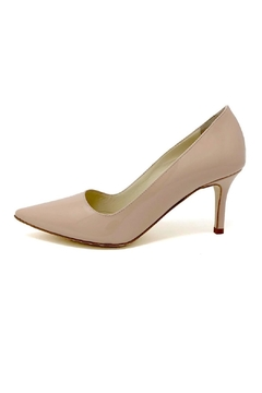 Butter Blush Patent Pump - Product List Image