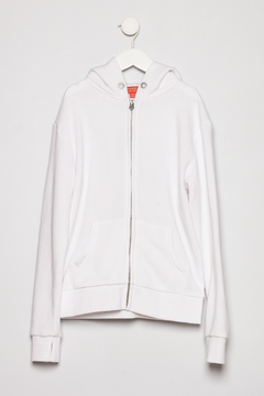 Butter Coloring Solid Hoodie - Product List Image