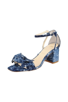 Shoptiques Product: Flower Block Heel