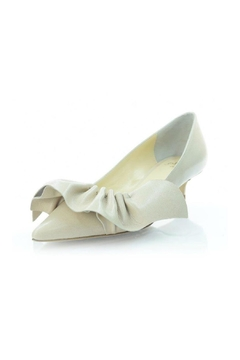 Shoptiques Product: Neutral Kitten Heel