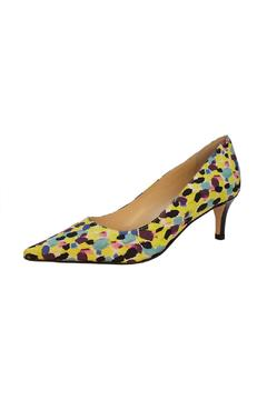 Butter Silk Printed Pump - Product List Image