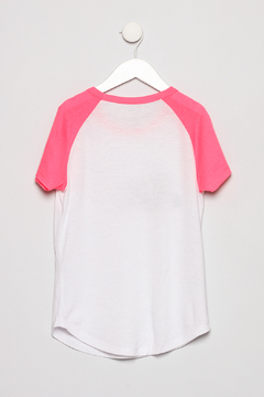 Butter Super Soft Children's Graphic Colorblock Tee - Alternate List Image
