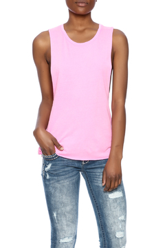 Shoptiques Product: Micro Jersey Muscle Tank