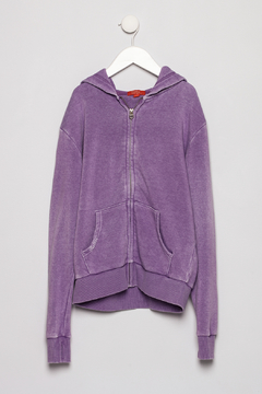 Butter Super Soft Children's Supersoft Zip Hoodie - Product List Image