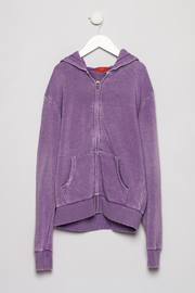 Butter Super Soft Children's Supersoft Zip Hoodie - Product Mini Image