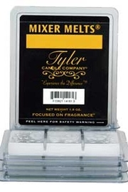 Tyler Candles Butter Vanilla Mixer Melt - Product Mini Image