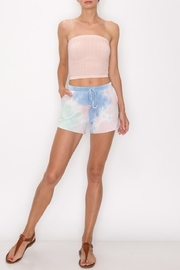Butter Super Soft Tie Dye Short - Product Mini Image