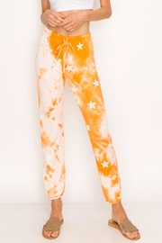Butter Super Soft Tie Dye Star Pant - Product Mini Image