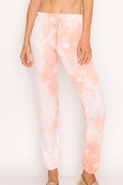 Butter Super Soft Tie Dye Star Pant - Front cropped