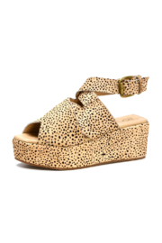 Corkys Buttercup Flatform Sandal - Front cropped