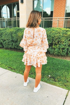 Rumor Buttercup Mini Dress - Alternate List Image