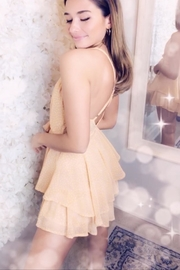 Rumor Buttercup Playsuit - Front full body