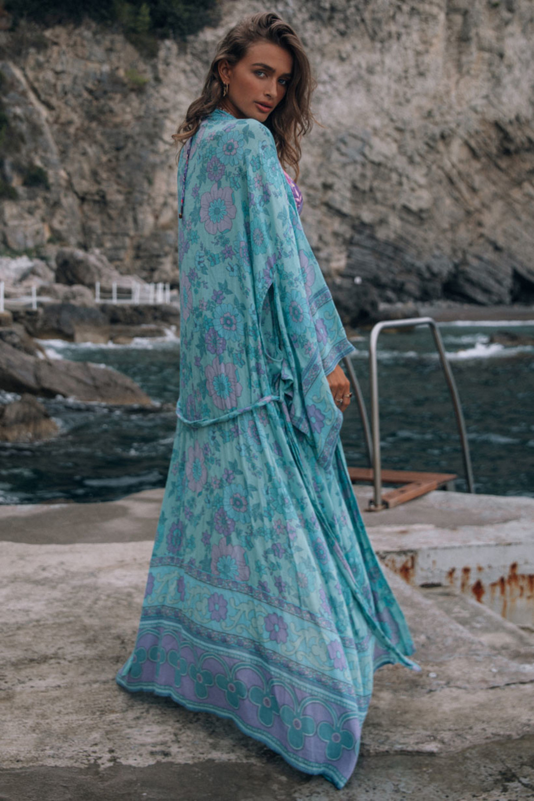 Spell  Buttercup Robe - Main Image