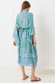 Spell  Buttercup Robe - Back cropped