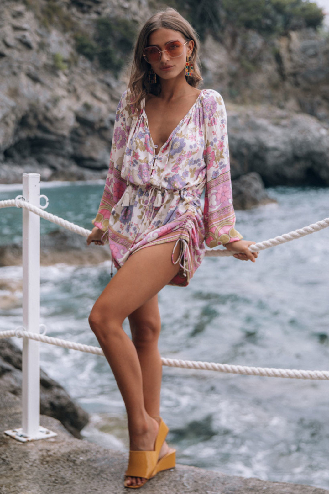 Spell & the Gypsy Collective Buttercup Romper - Main Image