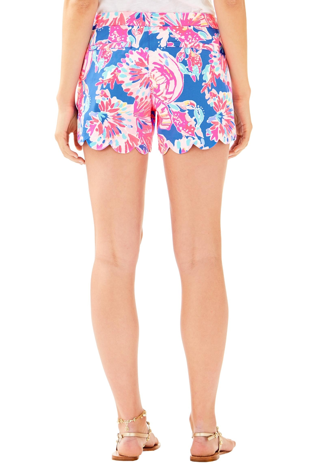 Lilly Pulitzer Buttercup Short - Front Full Image