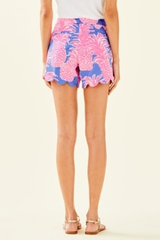 Lilly Pulitzer Buttercup Stretch Short - Front full body